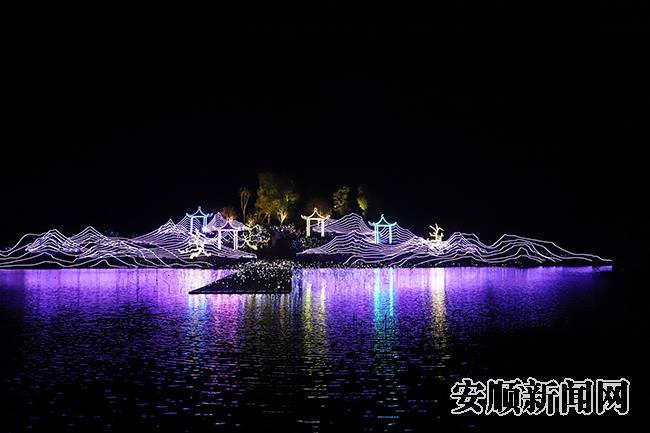 山里江南景区:推出夜游项目点亮夜间经济