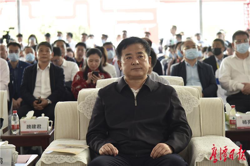 徐蓉摄-省政府副秘书长宋雷鸣出席开幕式.jpg